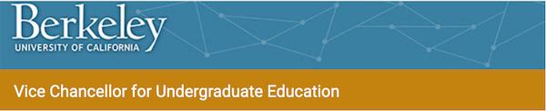 Vice Chancellor for Undergraduate Education