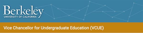 Vice Chancellor for Undergraduate Education (VCUE)